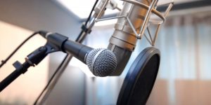 dynamic and condenser mics
