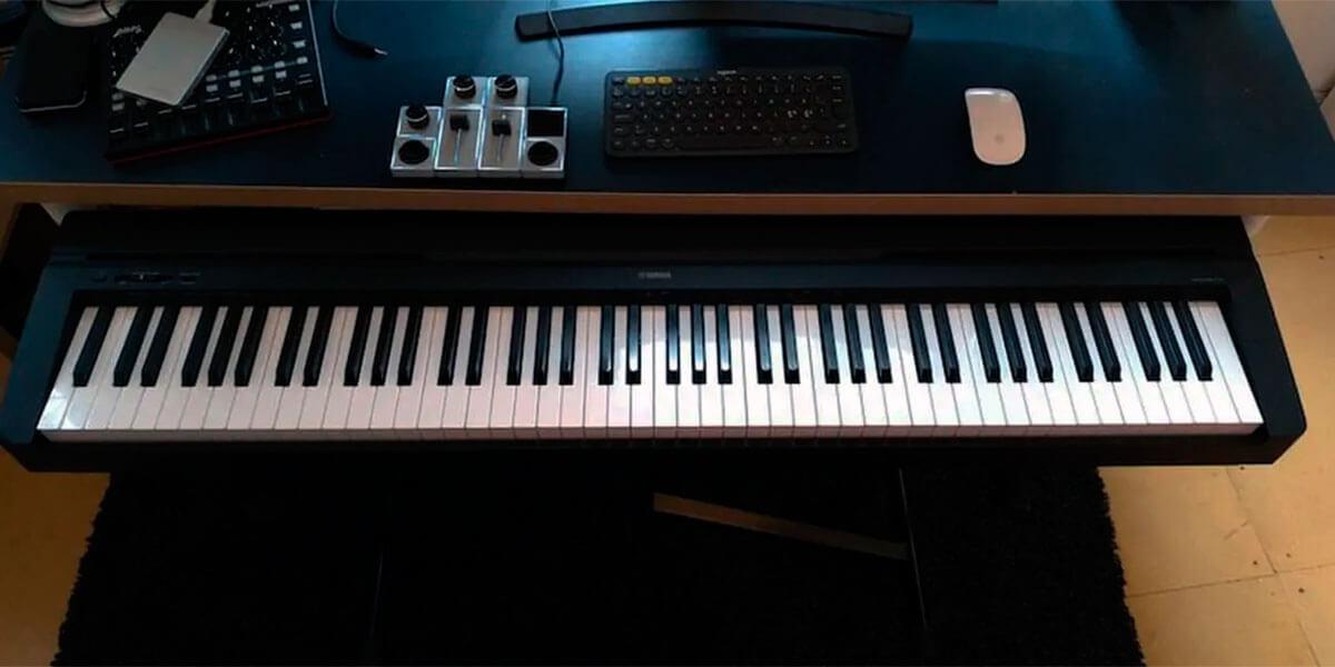 keyboard as a midi