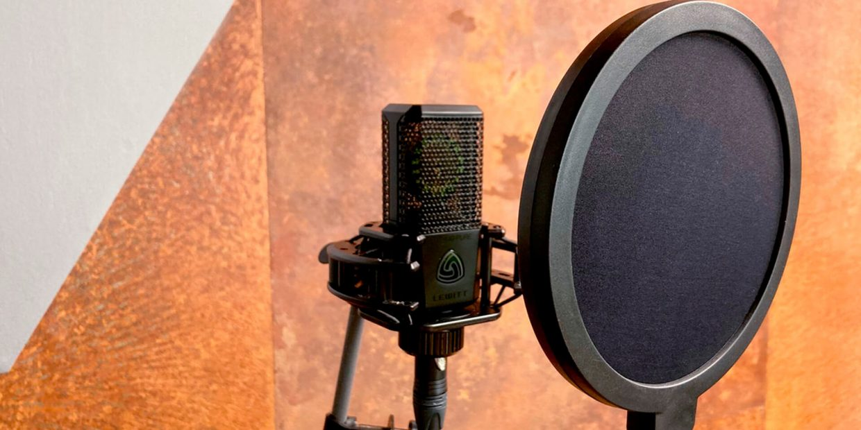 What's the difference between a mic windscreen and pop filter